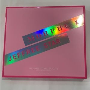 Morphe X Jeffree Star Palette